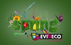 Evideco Spring Time