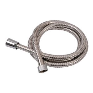 Shower Hose 59 Inches 4.9 ft Stainless Steel Flexible Handheld Shower Head with Chrome Finishes