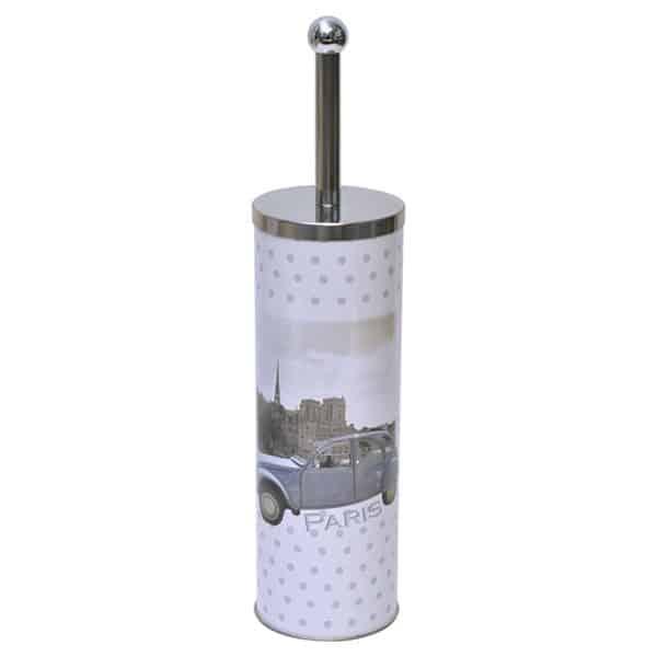 Photoprint Metal Toilet Bowl Brush, 2cv