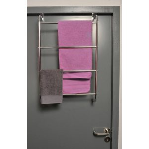 Over-the-door Four Bars Towel Rack