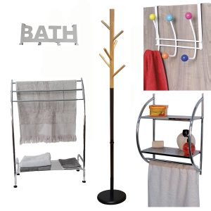 Towel Racks & Coat Racks