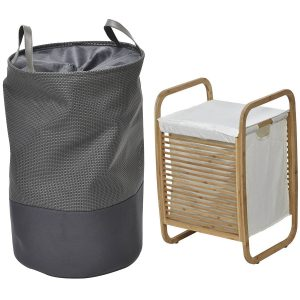 Laundry Hampers and Bags
