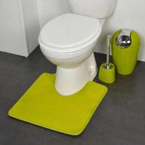 Toilet Pedestal Mats Design & Solid