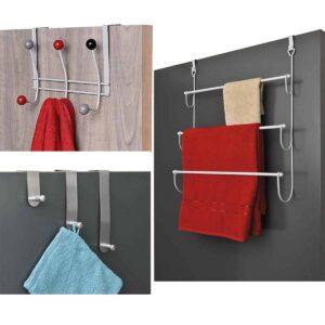 Towel Racks & Coat Racks Over the door