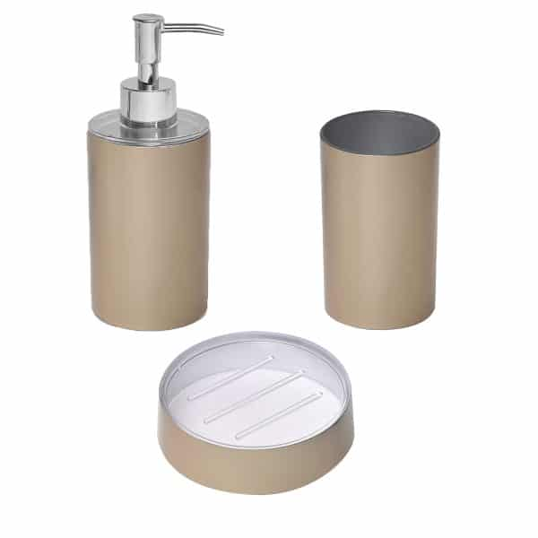 Golden Collection Bath Soap and Lotion Dispenser PS