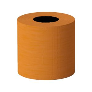 Luxury Scented Colored Toilet Paper 2 Rolls 3-Ply Bath Tissue