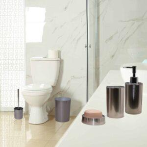 Noumea Collection Bath Accessories Set 5-Pieces