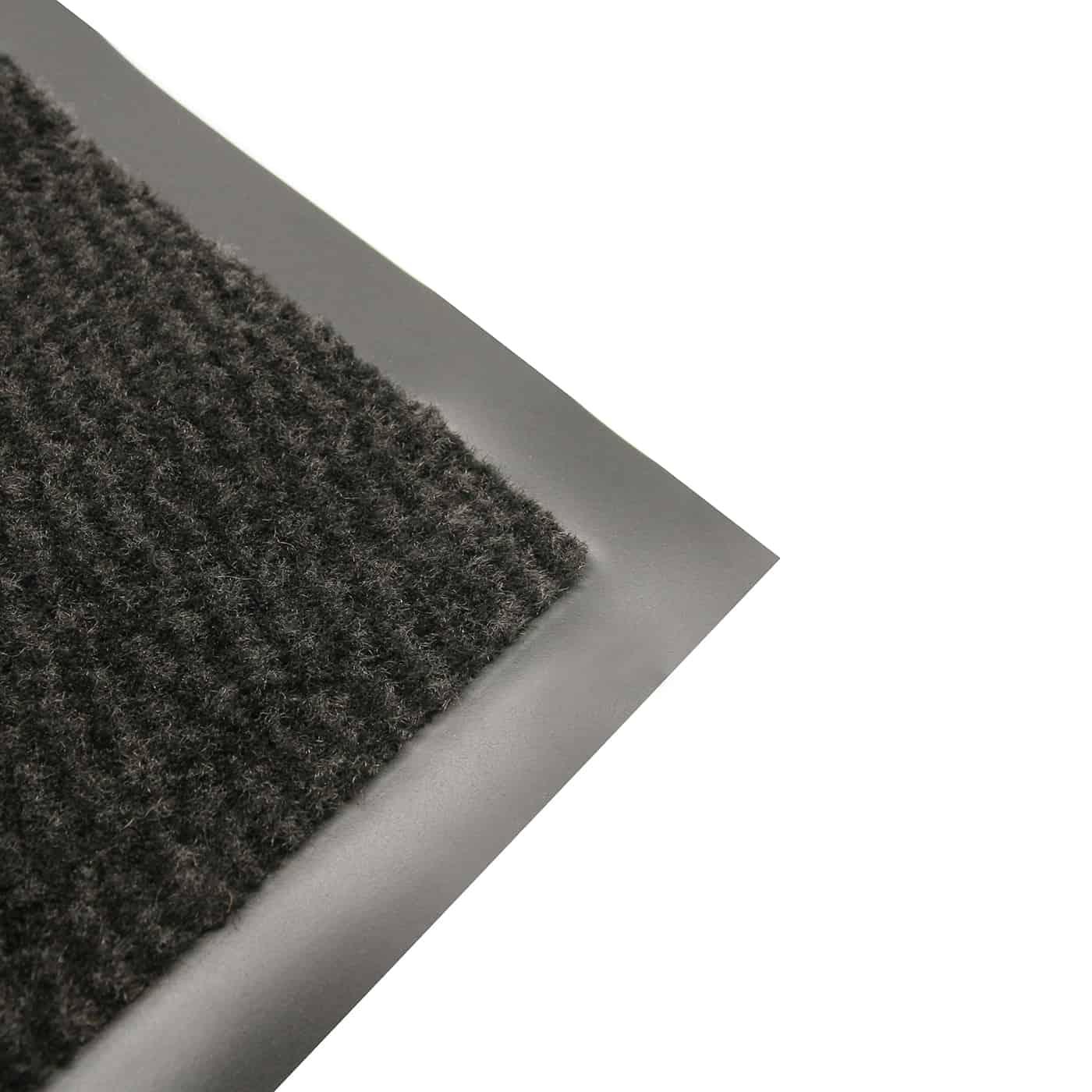 Indoor Door Mat Lisa 31 L x 24 W Inch PP-PVC - Black