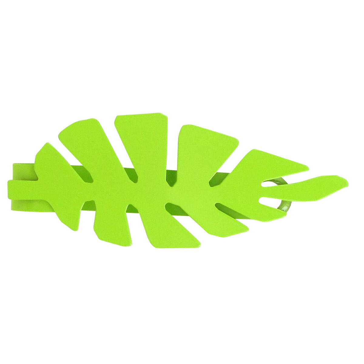 Metal Leaf Tieback Jungle With Magnet