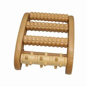 Wellness Wooden Foot Massage Roller